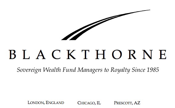 Blackthorn Capital Logo